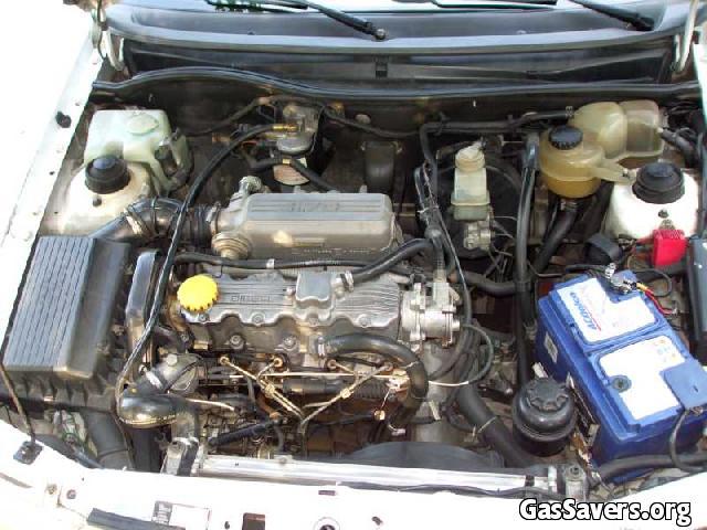 Opel Astra 1.7 D